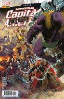 Sam Wilson: Capitán América 71 (Panini)
