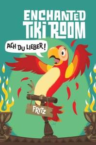 ENCHANTED TIKI ROOM #2 (OF 5)