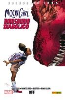 100% Marvel HC. Moon Girl y Dinosaurio Diabólico 1 (Panini)