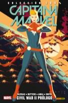 100% Marvel. Capitana Marvel 5 (Panini)