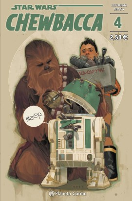 Star Wars Chewbacca 4