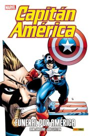 Capitán América: Funeral por América (Panini)