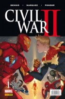 Civil War II 1 (Panini)