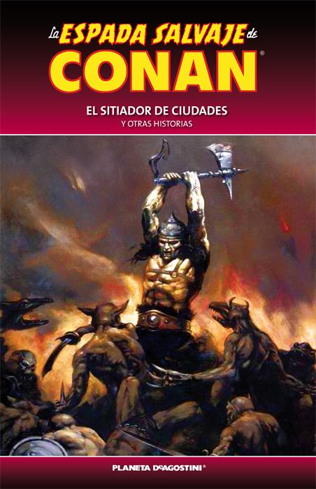 La Espada Salvaje de Conan 55 (Planeta)