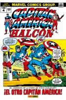 Marvel Gold. Capitán América y El Halcón 4 (Panini)