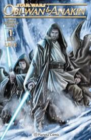 Star Wars Obi Wan & Anakin 1 (Planeta)