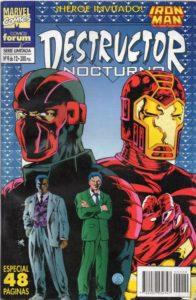 Destructor Nocturno Vol.1 9 (Forum)