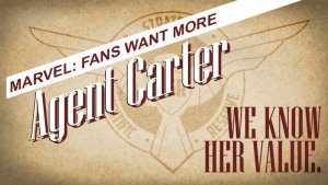 marvel fans agent carter