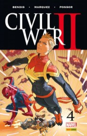 Civil War II 4 (Panini)