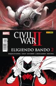 Civil War II: Eligiendo Bando 2 (Panini)