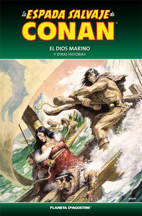 La Espada Salvaje de Conan 63 (Planeta)