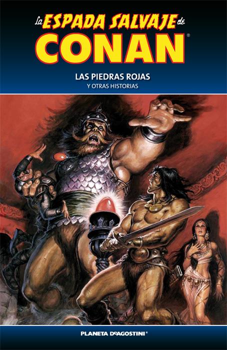 La Espada Salvaje de Conan 65 (Planeta)