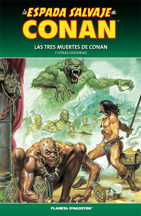 La Espada Salvaje de Conan 66 (Planeta)