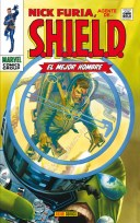 Marvel Gold. Nick Furia: Agente de SHIELD 1 (Panini)