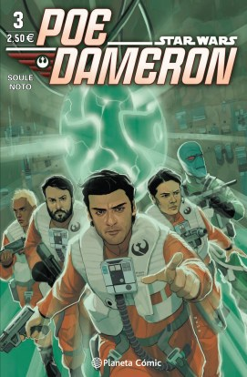 Star Wars Poe Dameron 3 (Planeta)