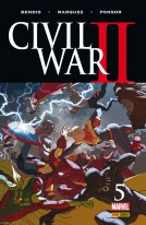Civil War II 5 (Panini)