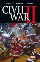 Civil War II 5 (Panini)