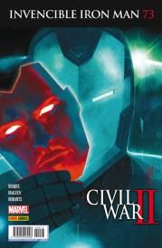 Invencible Iron Man 73 (Panini)