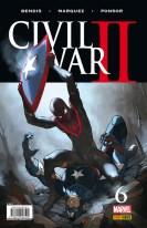 Civil War II 6 (Panini)