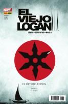 El Viejo Logan 72 (Panini)