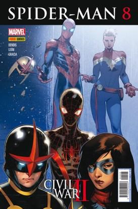 Spider-Man 8 (Panini)