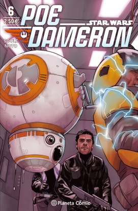 Star Wars Poe Dameron 6 (Planeta)