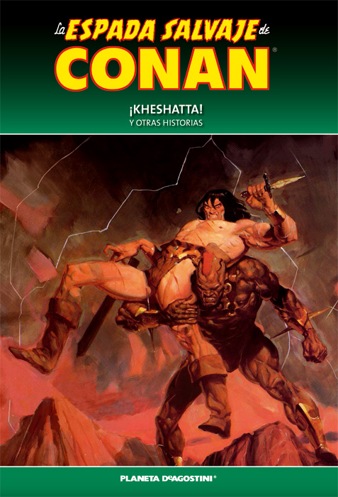 La Espada Salvaje de Conan 78 (Planeta)
