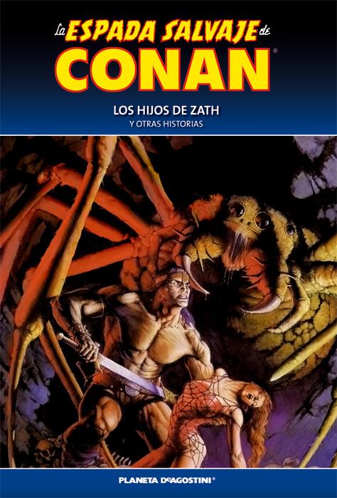 La Espada Salvaje de Conan 80 (Planeta)