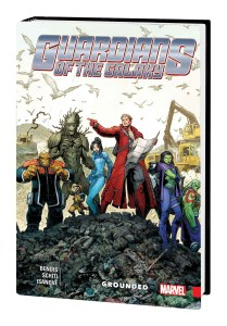 GUARDIANS OF THE GALAXY: NEW GUARD VOL. 4 — GROUNDED PREMIERE HC