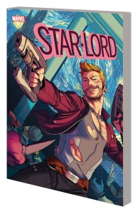 STAR-LORD VOL. 1: GROUNDED TPB