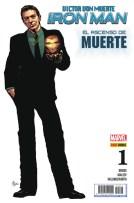 Victor Von Muerte: Iron Man 1 (Portada Alternativa) (Panini)