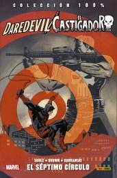 100% Marvel. Daredevil / El Castigador (Panini)