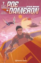Star Wars Poe Dameron 7 (Planeta)