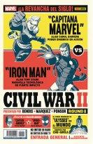 Civil War II 8 (Portada Alternativa) (Panini)