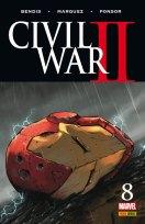 Civil War II 8 (Panini)