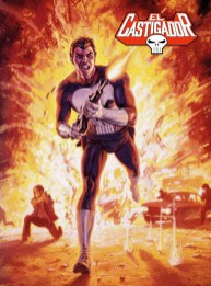 Marvel Limited Edition. El Castigador (Panini)
