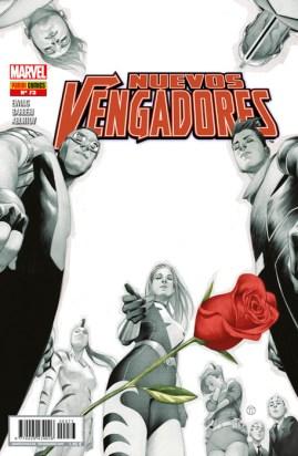 Nuevos Vengadores 73 (Panini)