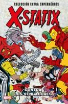 Colección Extra Superhéroes 70. X-Statix 3 (Panini)