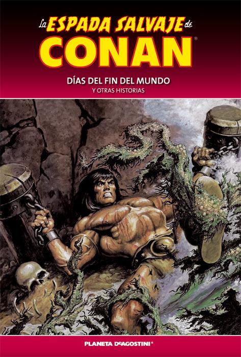 La Espada Salvaje de Conan 88 (Planeta)