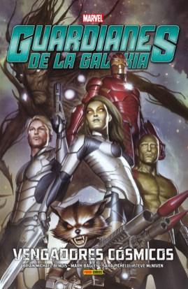 Marvel Integral. Guardianes de la Galaxia: Vengadores Cósmicos (Panini)