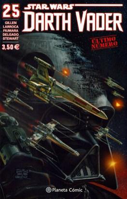 Star Wars Darth Vader 25 (Planeta)