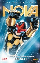 100% Marvel. Nova 7 (Panini)