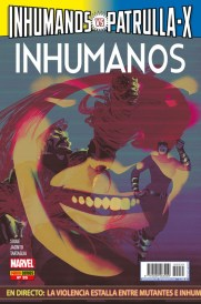 Inhumanos 35 (Panini)