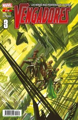 Vengadores 80 (3) (Panini)
