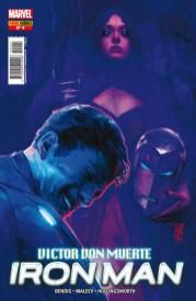 Victor Von Muerte: Iron Man 4 (Panini)