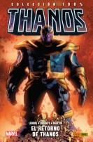 100% Marvel HC. Thanos 1 (Panini)