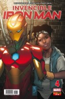 Invencible Iron Man 79 (4) (Panini)