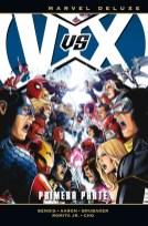Marvel Deluxe. VvX: Los Vengadores Vs. La Patrulla-X 1 (Panini)