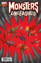 Monsters Unleashed! 2 (Panini)