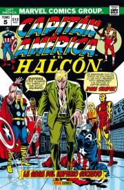 Marvel Gold. Capitán América y El Halcón 5 (Panini)